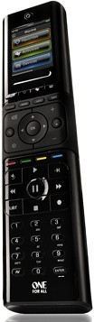 One For All's New Xsight Touch Remote Control