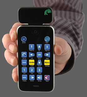 NewKinetix's Rē Remote for iPhone and iPod Touch