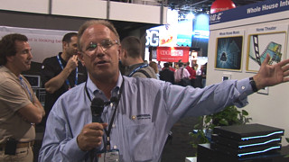 CEDIA Technology Update Part 5: URC Booth Tour with Eric