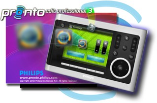 Philips ProntoEdit Professional 3.0