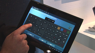 CEDIA Expo 2011 Part 1: Sony Tablet S