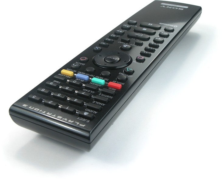 Sony PlayStation 3 Blu-ray Disc Remote Control