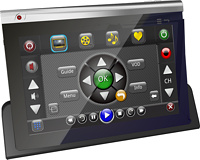 TouchSquid Remote Tablet